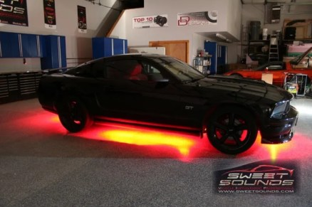 Ford Mustang LED Lighting