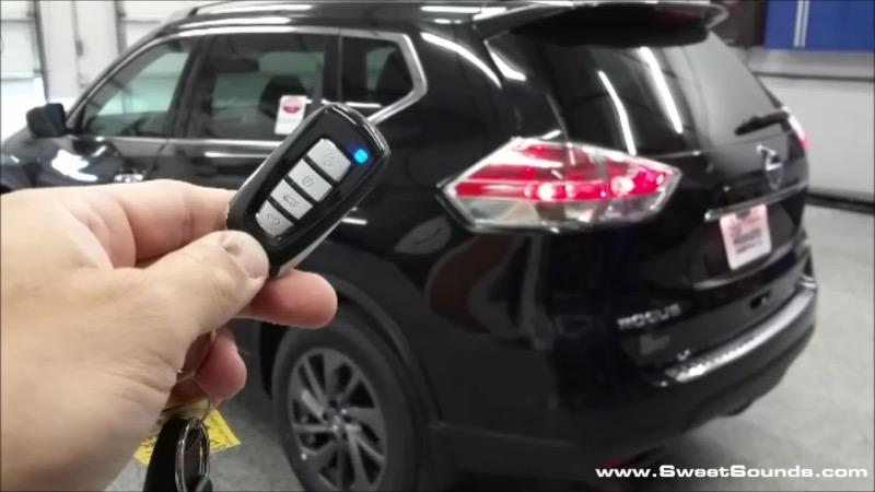 Nissan Rogue Remote Start >> Nissan Rogue Remote Car Starter Installation