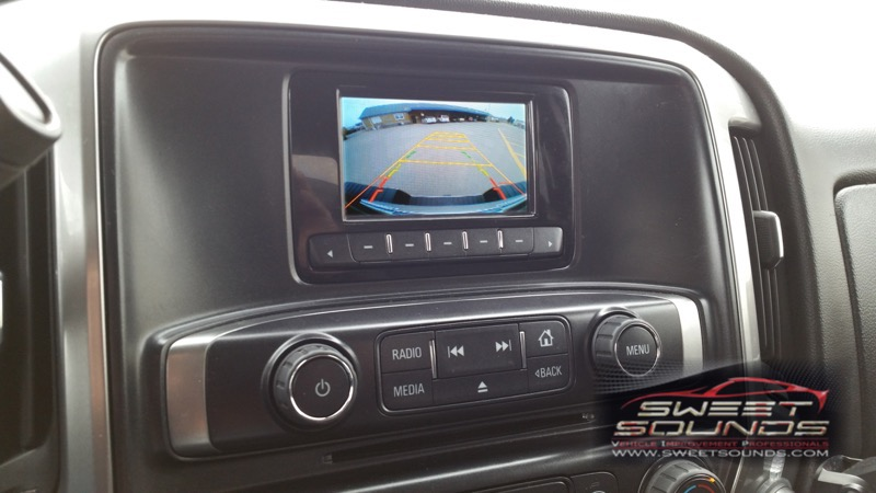 Silverado Backup Camera Wiring Diagram