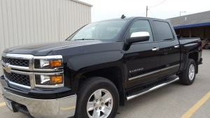 Chevy Silverado Camera Backup Camera for North Mankato Client