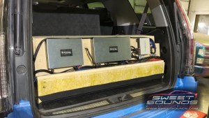 Cadillac Escalade Audio