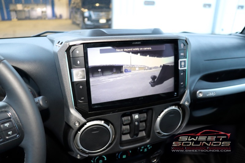 Jeep Wrangler Lease >> 2017 Jeep Wrangler Custom Audio System - Sweet Sounds