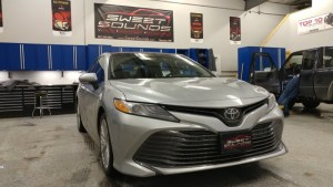 2018 Toyota Camry Remote Car Starter for Mankato Client