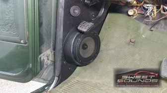 Chevy CK 10 Audio