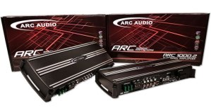 Product Spotlight ARC Audio ARC Amplifiers