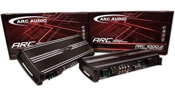 Product Spotlight ARC Audio ARC Amplifiers
