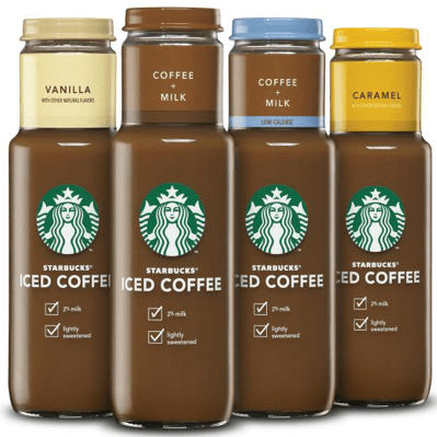 Starbucks Iced Coffee USD 1 off Coupon + Money Maker at CVS Sweet Southern Blue