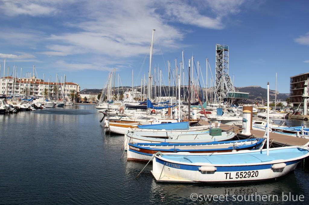 Toulon France Sweet Southern Blue