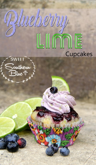 blueberry lime cupcakes 4