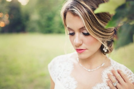Charlotte, NC Wedding Makeup