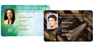 FREE Homeschool Student Photo ID