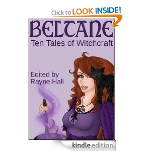 Fantasy Book Review: BELTANE TEN TALES OF WITCHCRAFT