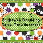 Spider Round Up~Game~Tens~Hundreds