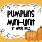 Pumpkin Mini-Unit FREEBIE!