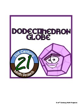 Dodecahedron Globe -- Review Assignment Net Project