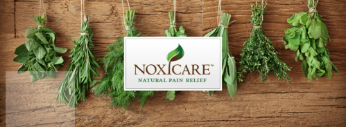 Quickly and effectively alleviate inflammation, muscle aches and nerve pain with Noxicare Natural Pain Relief Cream