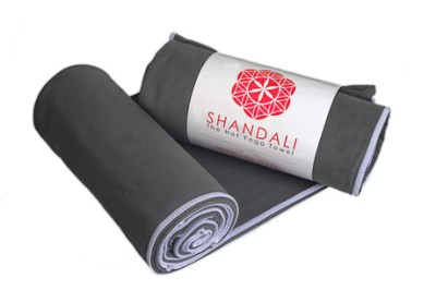 Super Absorbent, Anti-slip, Injury Free Bikram Hot Yoga Towel by Shandali Review