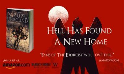 Book Review: Pazuzu Unbound by Saurav Dutt - God's greatest fear has returned...