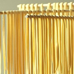 Homemade Pasta Recipe and Bellemain Large Drying Rack Review
