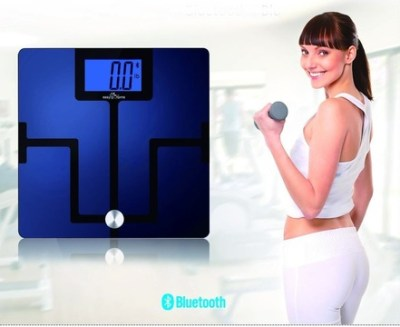 Easy@Home Bluetooth Body Fat Digital Scale with FREE App