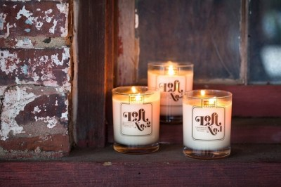 Loft - Red Brick Luxury Scented Soy Candles
