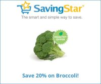 Save 20% on Broccoli with this weeks Healthy Offer!