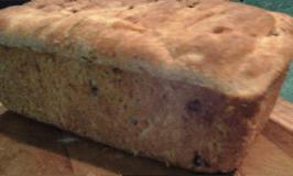 White Fig Bread Recipe