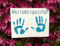 April is Autism Awareness Month - I Answered the #AutismUniquelyYou challenge! WILL YOU?