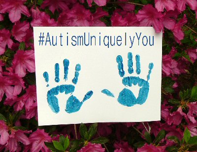 April is #AutismAwareness Month - I answered the #AutismUniquelyYou challenge! WILL YOU?