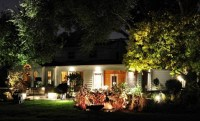 Add Beauty and Safety with the Hoont Outdoor LED Solar Spotlight