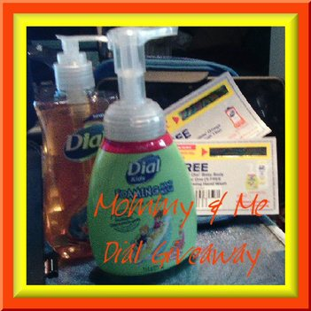 Dial Mommy &Me Giveaway