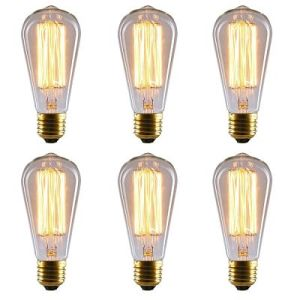 Enter to Win! Vintage Edison Lights Giveaway ends 7/19/15