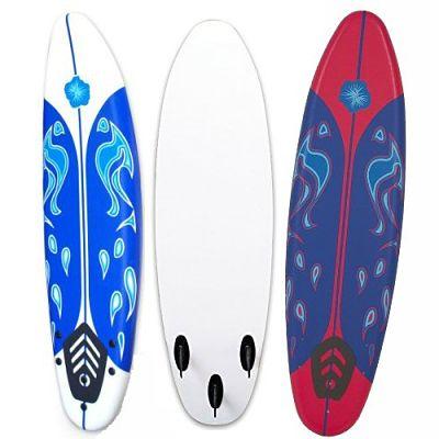 Enter to Win a Zeny® New 6' Foamie Board Surfboard by 10/17