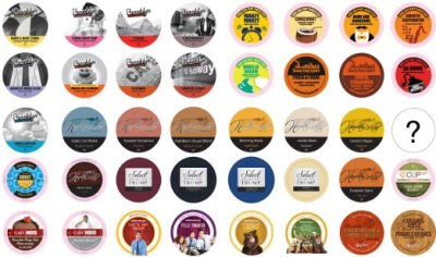 Enter To Win This Mega Coffee Sampler In The #GruesomeGoodies Giveaway Hop Oct 7 – 21