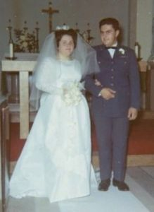 Wedding Picture - Parent's 50th Wedding Anniversary