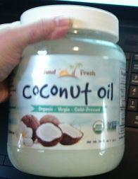 Add Island Fresh Organic Extra Virgin Coconut Oil To Your Life