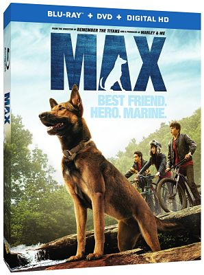 "Warner Bros Announces ""Max"" – Best Friend, Hero, Marine"