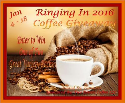 Ringing In 2016 Coffee Giveaway