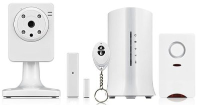 $500 MivaTek Home Security System Prize Package