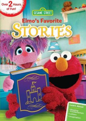 Sesame Street: Elmo's Favorite Stories on DVD and digital July 5th