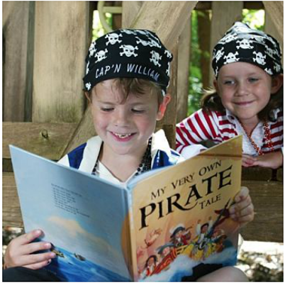 My Very Own Pirate Tale Personalized Storybook