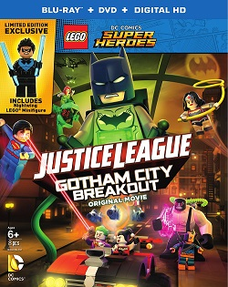 Justice League Gotham City Breakout