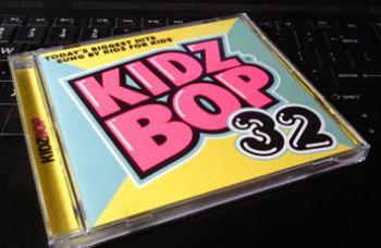 KidzBop32 Music CD Giveaway
