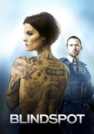 The Captivating and Mysterious New Crime Drama BLINDSPOT is available on DVD and Blu-Ray! #Blindspot #WBHE