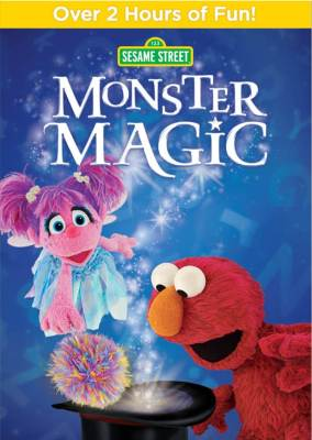 Pre-Order Your Copy of Sesame Street: Monster Magic NOW!