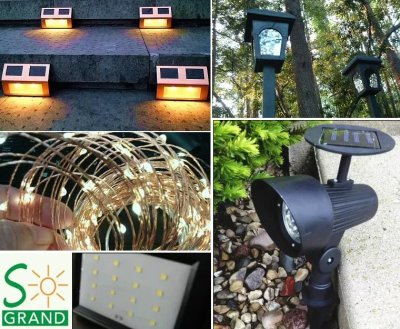 Solar Lighting – That's SOGRAND!