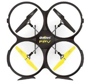 Easy to Fly! This UDI U818A WiFi FPV Drone comes with Virtual Reality Upgrade