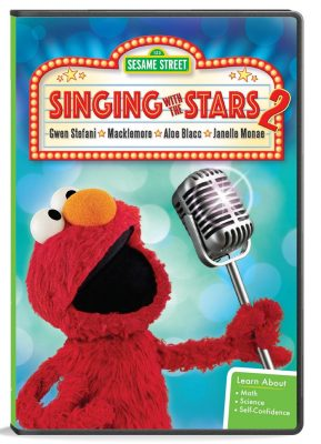 Dance and sing along with Elmo and friends in another star studded collection on February 7th!
