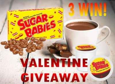 Who's Your Sugar Baby?Valentine Giveaway