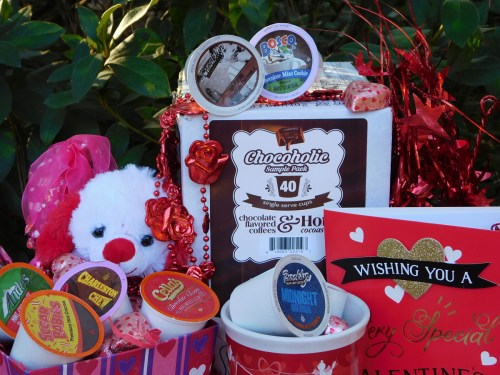 Enjoy Cup After Cup of Chocolatey Love